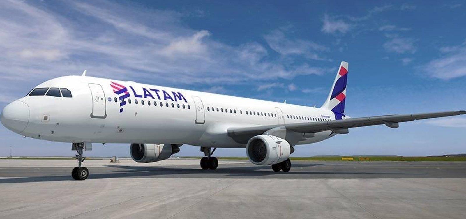 Latam suspende voos para Tel Aviv, Barcelona, Milão e Joanesburgo até novembro