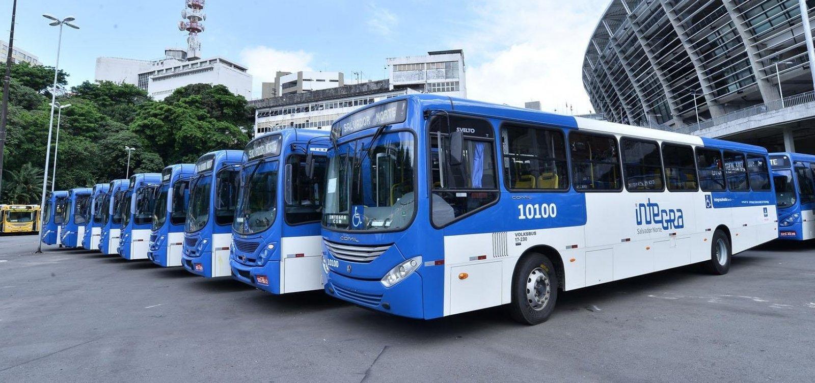 Horário de funcionamento dos transportes públicos é ampliado durante toque de recolher em Salvador