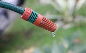 Fornecimento de água acontece a cada 15 dias por falta de chuva em Itabuna