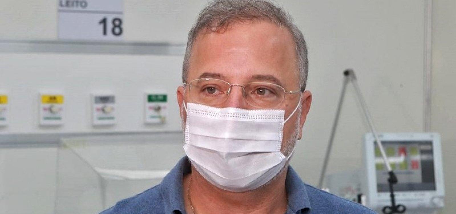 Com Covid-19, secretário Fábio Vilas-Boas é internado no Hospital Aliança