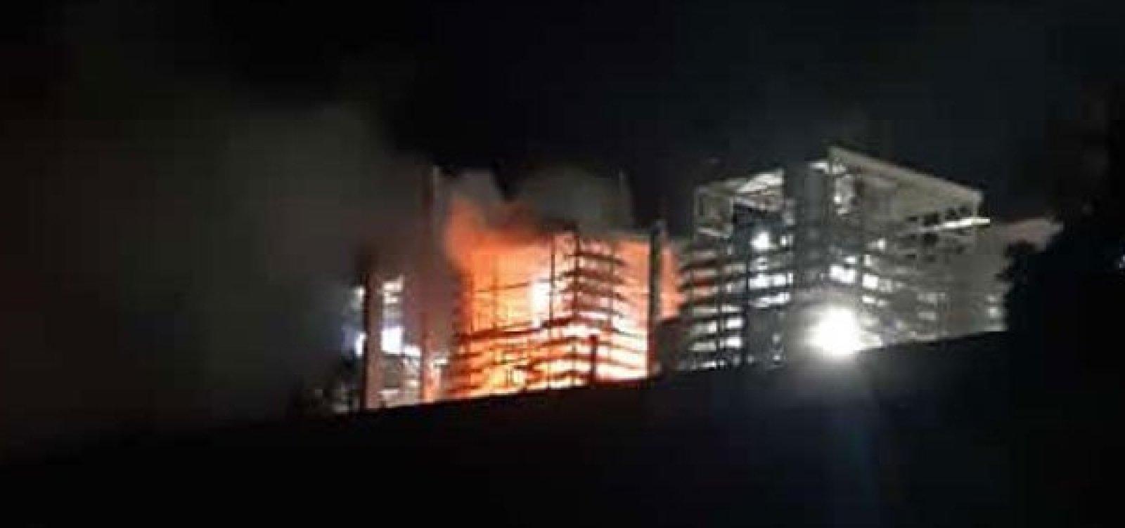 Forno de mineradora explode e assusta funcionários em Brumado