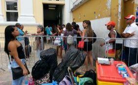 Travessia Salvador-Mar Grande tem movimento intenso nesta quarta; confira