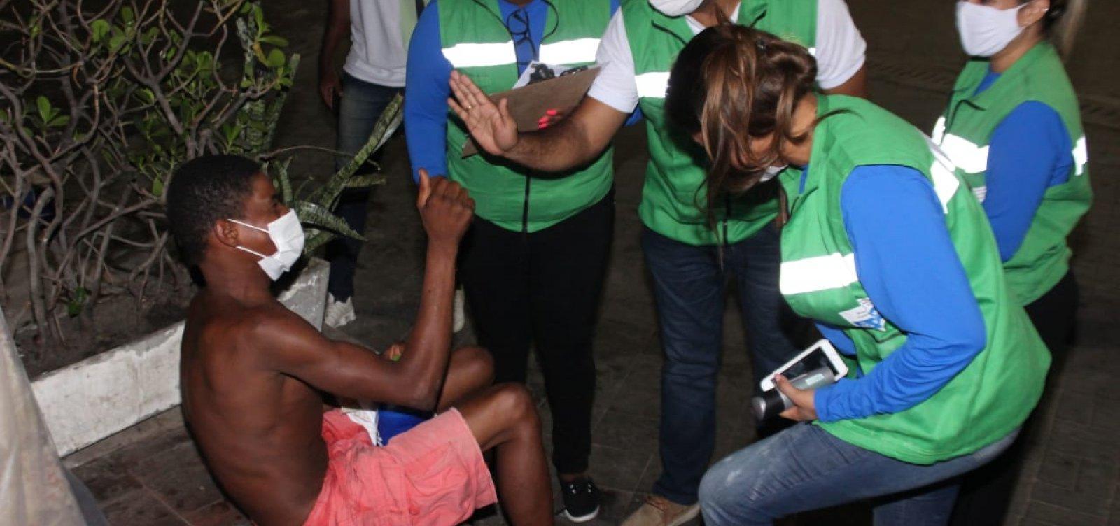 Operação Toque de Acolher Sempre: pessoas em situação de rua são encaminhadas para hotéis sociais