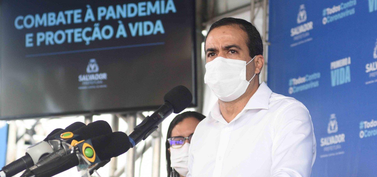 Covid-19: prefeitura determina novo fechamento de praias em Salvador