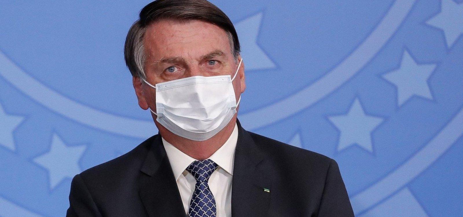 Bolsonaro critica home office de presidente da Petrobras: 'Está há 11 meses em casa, sem trabalhar'
