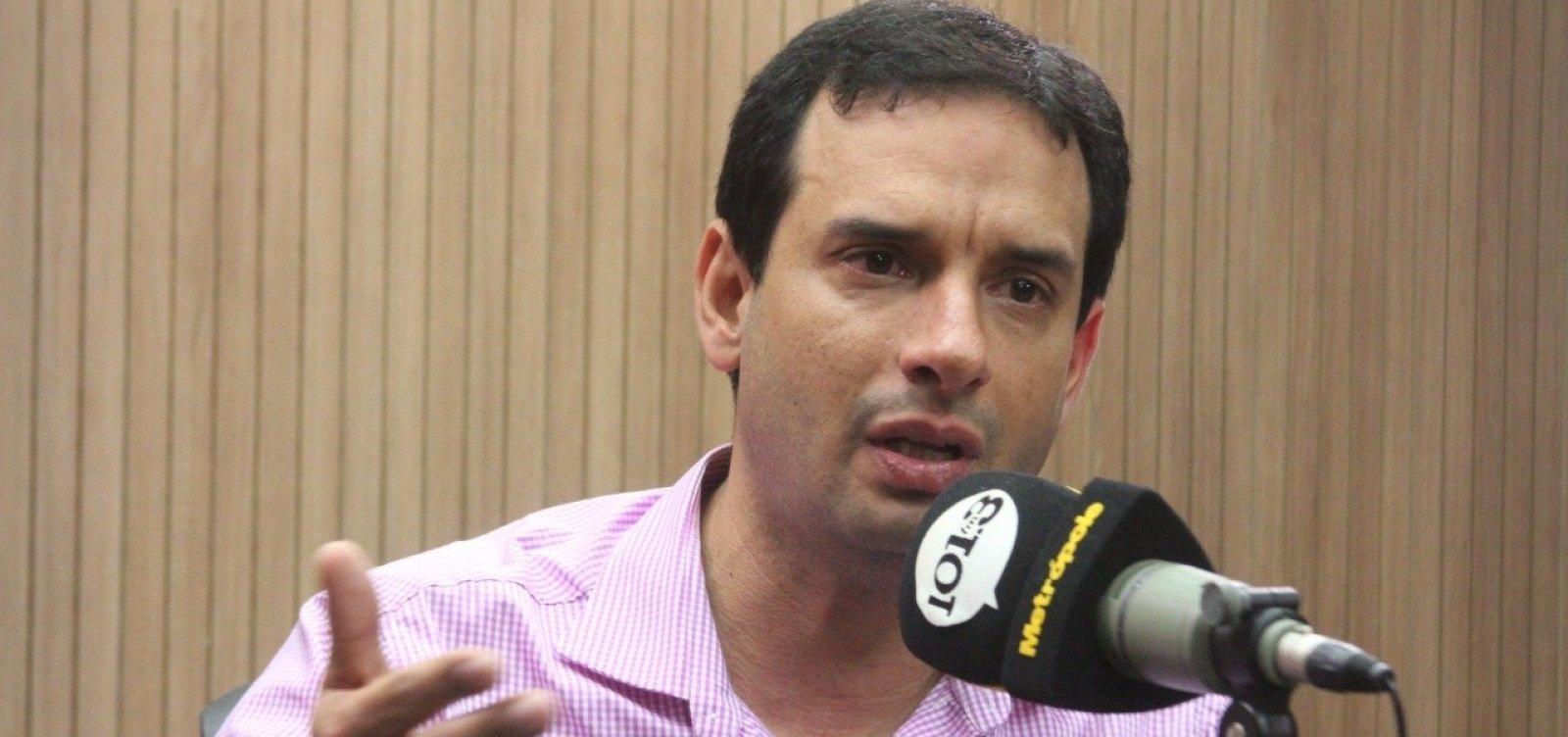 'Caminhamos em direção a isso', diz Leo Prates sobre colapso do sistema de saúde e lockdown em Salvador