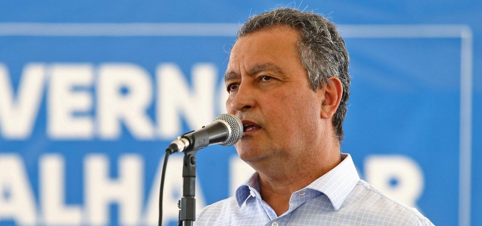 Governador da Bahia comemora aprovação de uso definitivo de vacina da Pfizer