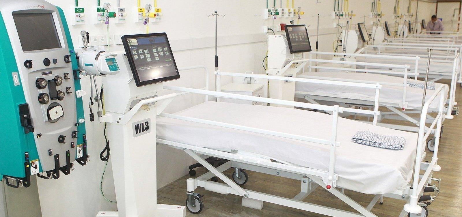 Covid-19: Salvador tem cinco hospitais que atendem SUS com 100% de leitos ocupados