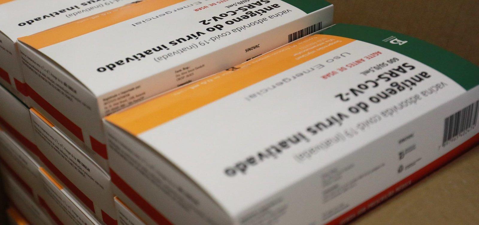 Butantan poderá produzir vacina sem depender da China a partir de dezembro