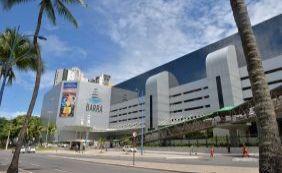 Procon notifica Shopping Barra após desabamento do teto na praça de alimentação