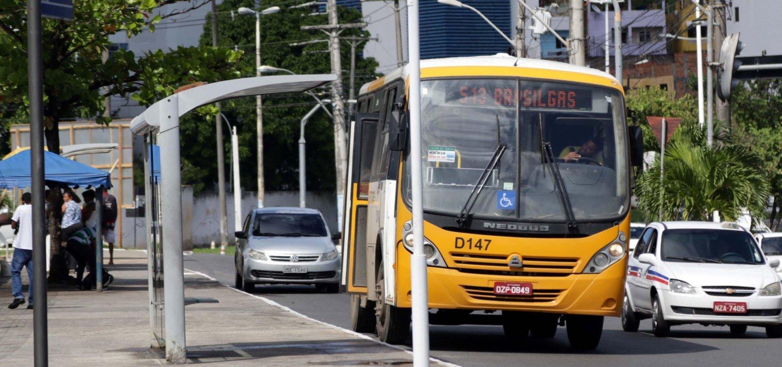 Em fim de semana de restrições, transporte será reduzido em Salvador