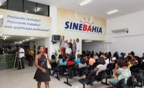 SineBahia remarca para janeiro processos seletivos já agendados