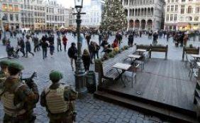 Prefeito cancela Réveillon em Bruxelas diante de ameaças terroristas
