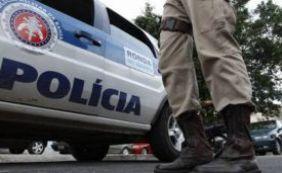 Polícia prende suspeito de arrombar loja na Fazenda Grande do Retiro