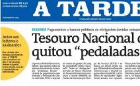 Em tempos de crise, Jornal A Tarde anuncia que não circulará neste dia 1º