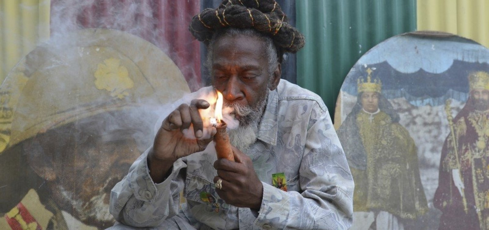 Morre Bunny Wailer, fundador da banda The Wailers com Bob Marley e Peter Tosh