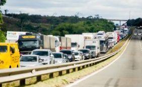 Com aumento de movimento, PRF lista estradas mais perigosas na Bahia