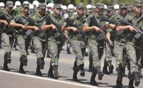 Presidente Dilma propõe aumento salarial de 27,9% para militares em quatro anos
