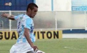 Bahia anuncia a contratação de Juninho, destaque na Série B pelo Macaé