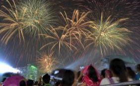 Festas de Ano Novo nas Filipinas deixam dois mortos e centenas de feridos