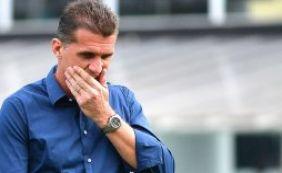 Vagner Mancini critica segundo tempo do Vitória e pede apoio da torcida