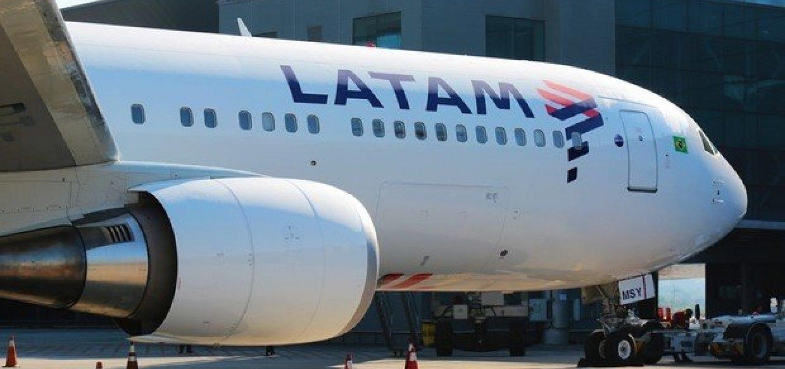 Presidente da Latam diz que Brasil deve ser um dos últimos a retomar liberdade de fronteira nos voos