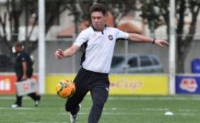 Bahia anuncia a contratação de novo preparador de goleiros