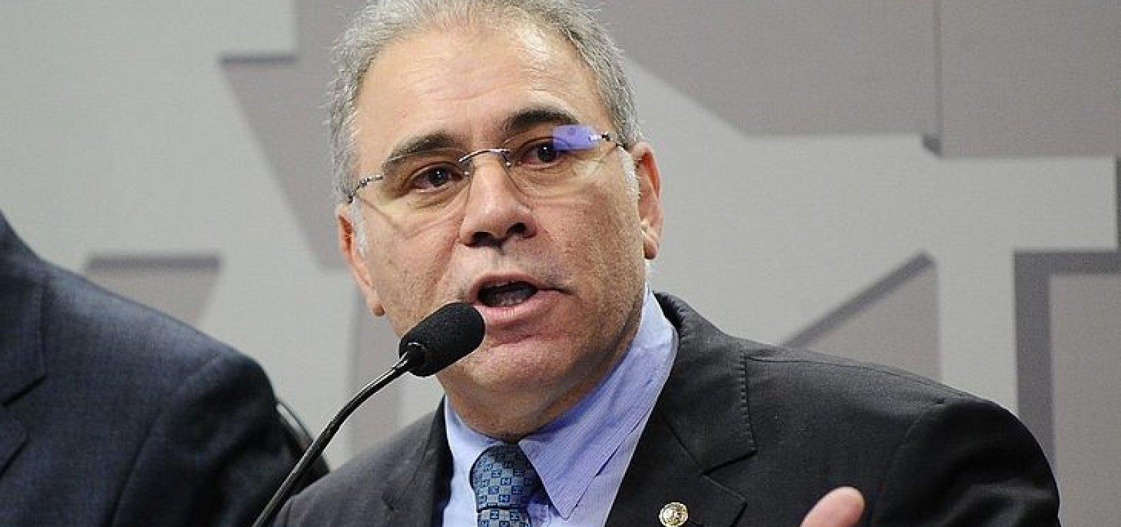 Médico Marcelo Queiroga aceita convite de Bolsonaro para Ministério da Saúde