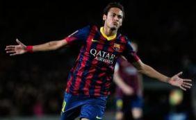 Neymar é vítima de racismo durante jogo do Barcelona