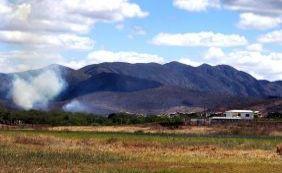 Palmeiras e Lençóis voltam a ser atingidas por incêndios da Chapada Diamantina