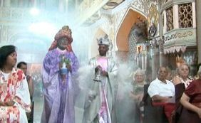 Festa de Reis provoca mudanças de trânsito na Praça da Lapinha; confira