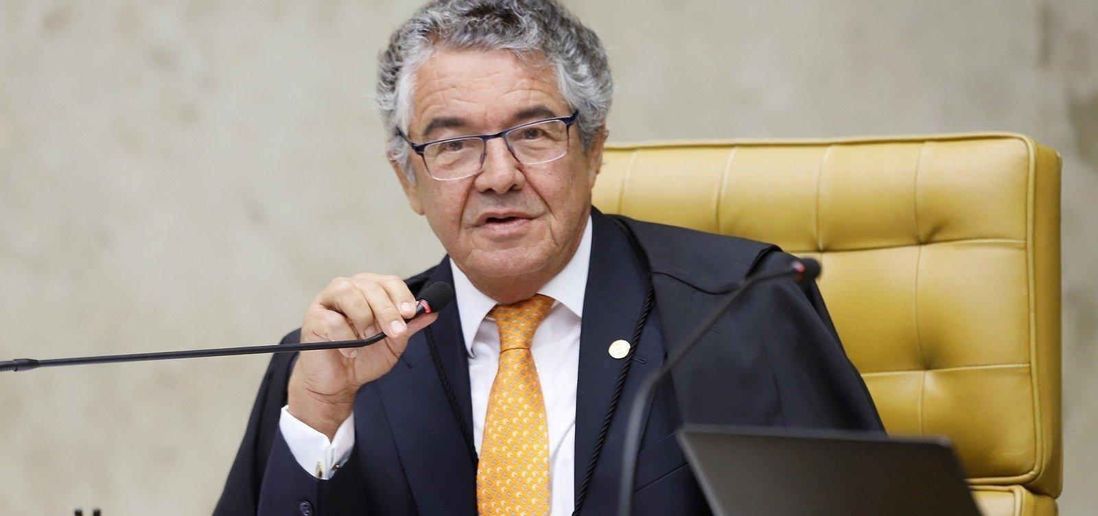 Ministro Marco Aurélio nega ação de Bolsonaro contra estados que adotaram medidas de restrição