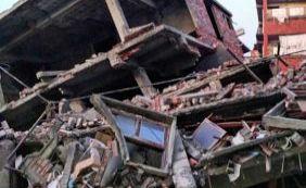 Forte terremoto atinge a Índia e deixa pelo menos seis mortos