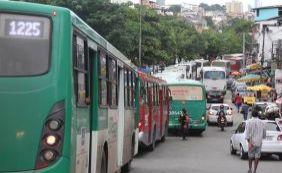 Salvador começa 2016 com nova tarifa de ônibus no valor de R$ 3,30