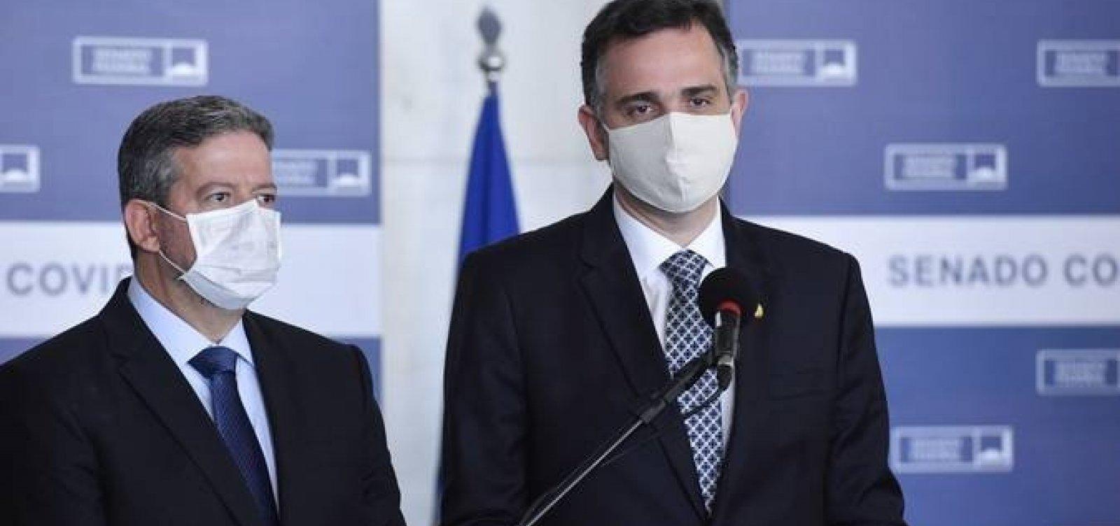 Centrão se alinha com empresários para dar ultimato a Bolsonaro