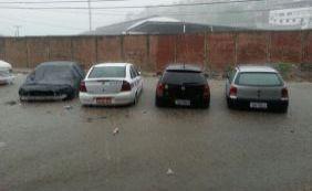 """""""Chuva deve permanecer até o final da semana"""", diz Instituto de Meteorologia"""