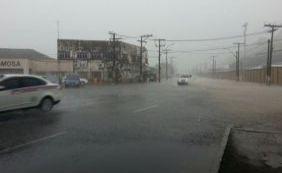 Transalvador não deve modificar trânsito por causa da chuva