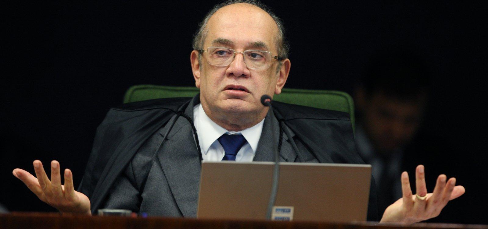 Na contramão de Kassio, Gilmar Mendes mantém proibição de cultos e missas em SP