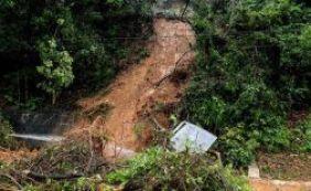 Codesal recebe quase 80 solicitações de emergência em dia de chuva em Salvador