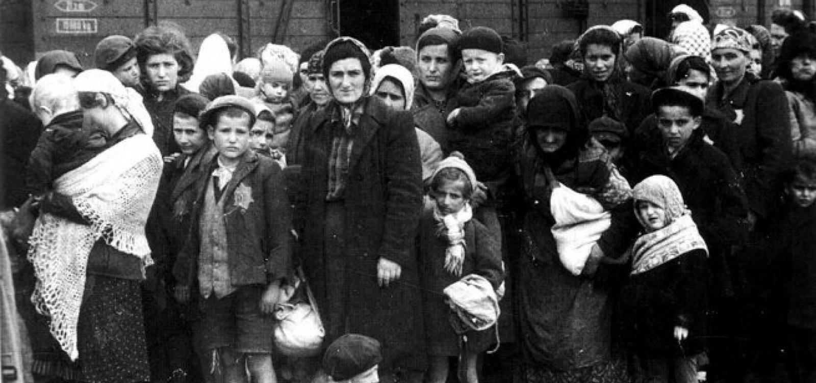 Dia Internacional em Memória das Vítimas do Holocausto é celebrado nesta quarta-feira