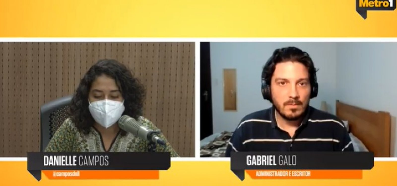 Gabriel Galo lança livros para contar situações inusitadas