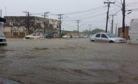 Após temporal em Salvador, previsão aponta mau tempo nesta terça-feira
