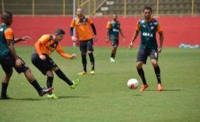 28 jogadores do Vitória são esperados hoje na reapresentação do elenco