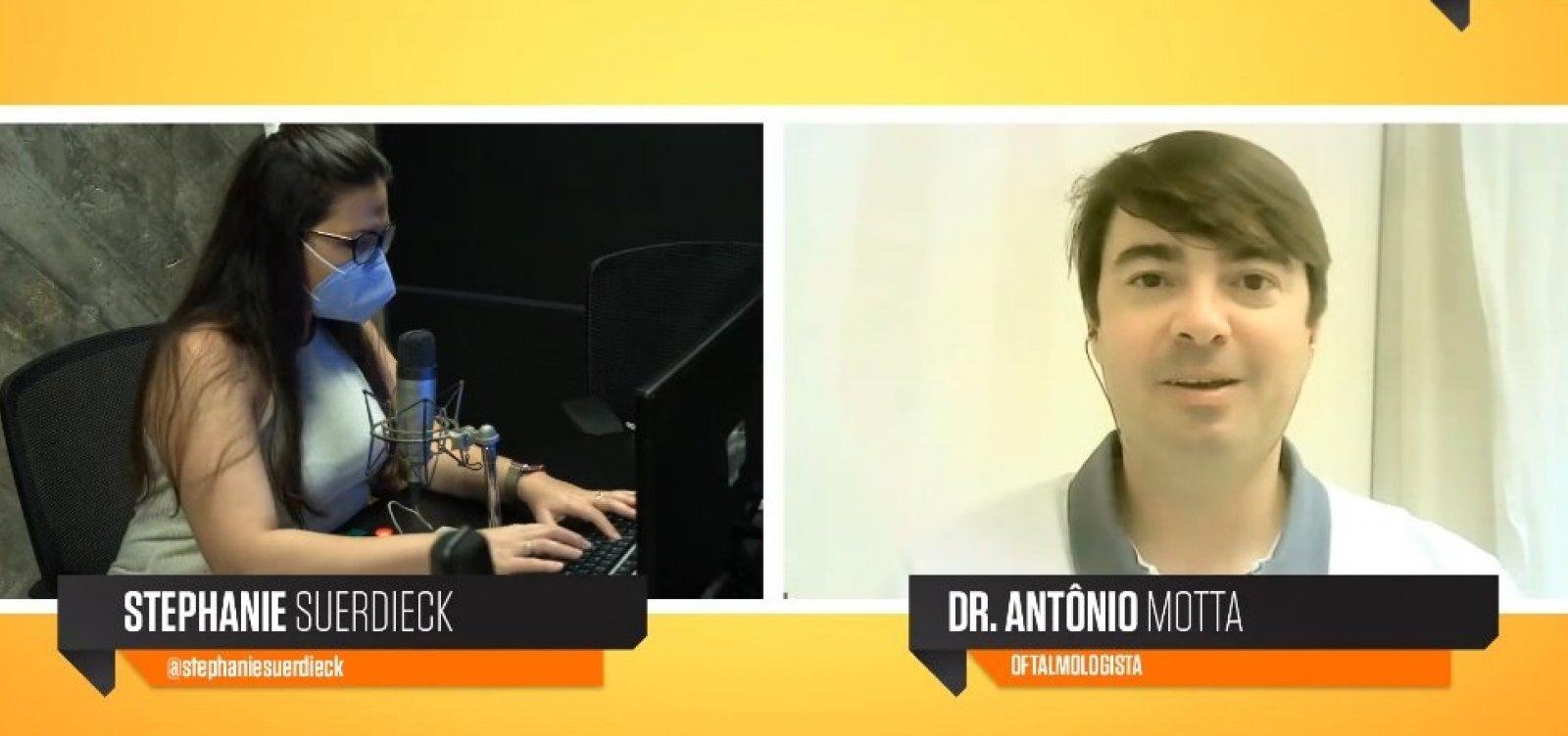 Metrópole Saúde: Oftalmologista comenta quais as principais doenças que levam à cegueira