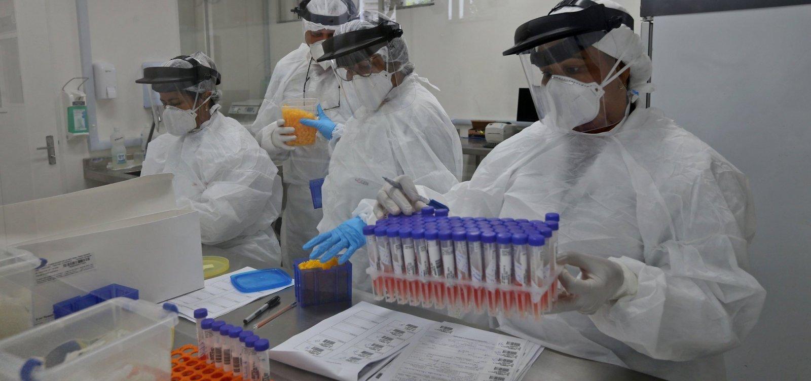 Covid-19: Salvador contabiliza 826 novos casos e 50 mortes em 24h