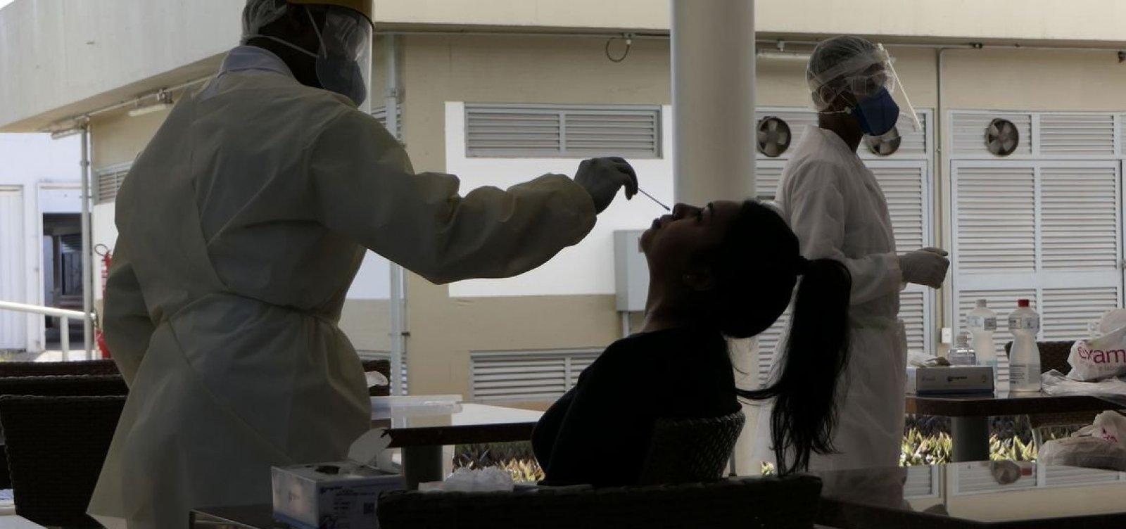 Fiocruz: aumento de casos de Covid-19 em menores de 59 anos supera 1.000%
