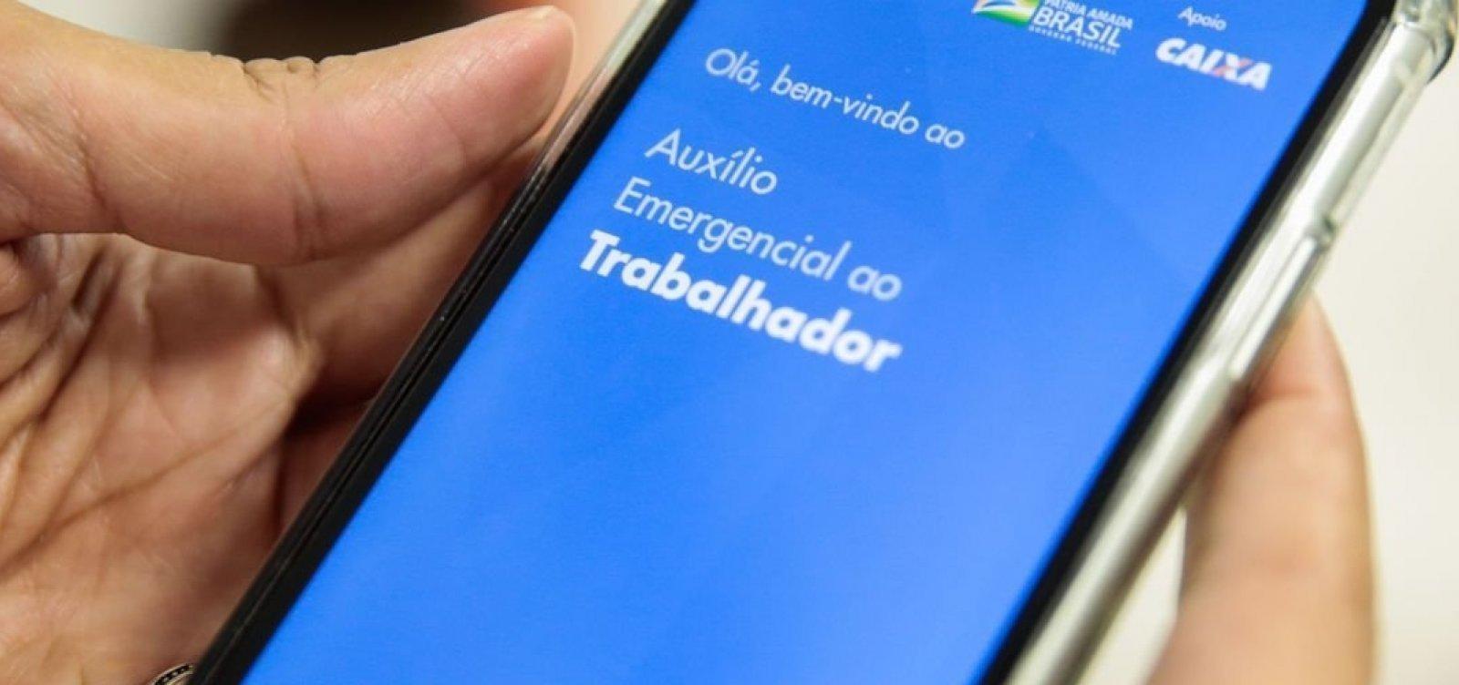 Governo enviará SMS a 2,3 mi de pessoas para cobrar devolução de auxílio indevido