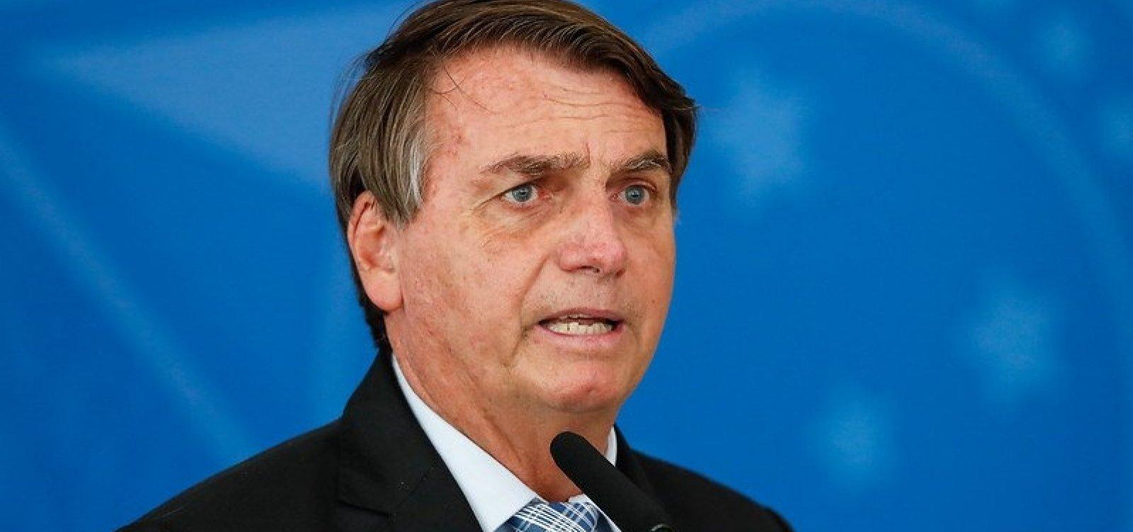 Em novo trecho da conversa com Kajuru, Bolsonaro ameaça agredir senador Randolfe Rodrigues