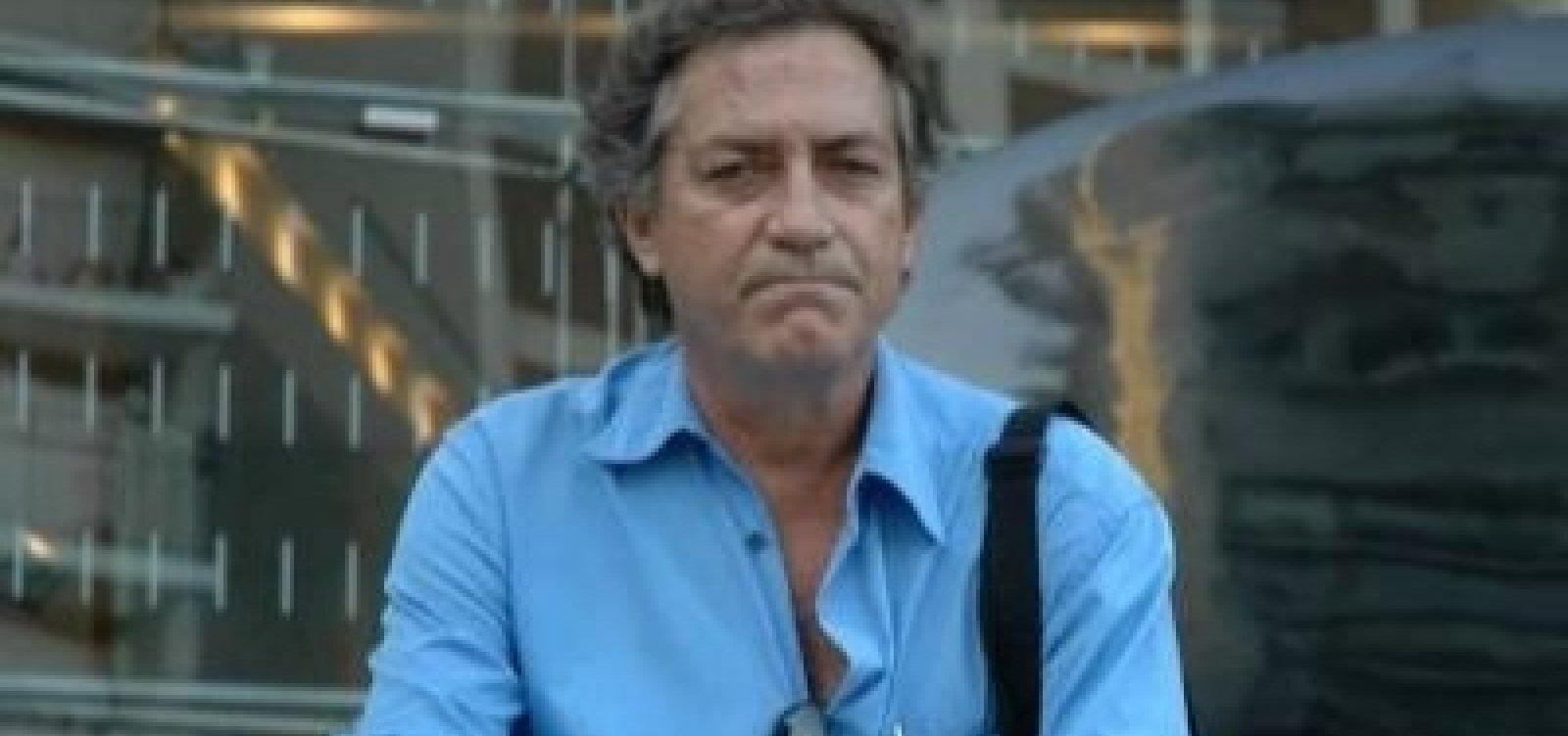 Jornalista Roberto Pinheiro morre aos 69 anos, vítima de câncer