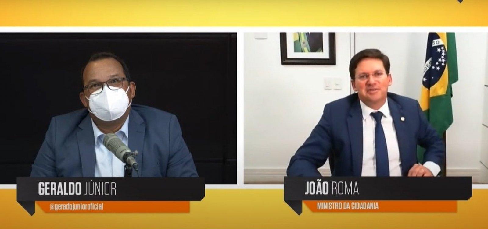 João Roma cumpre agenda intensa na Bahia e agita cenário com possibilidade de candidatura em 2022